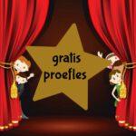 Proefles musical 4-6 jaar