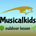 Musicalkids outdoor lessen